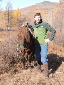 horse trekking in Mongolia, Gorkhi-Terelj National Park in Mongolia