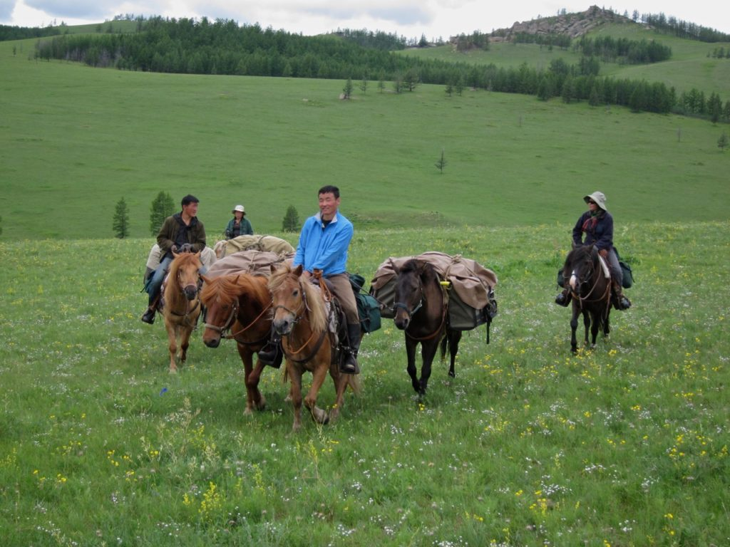 Gorkhi Terelj National Park - Photo Essay of a Horseback Journey