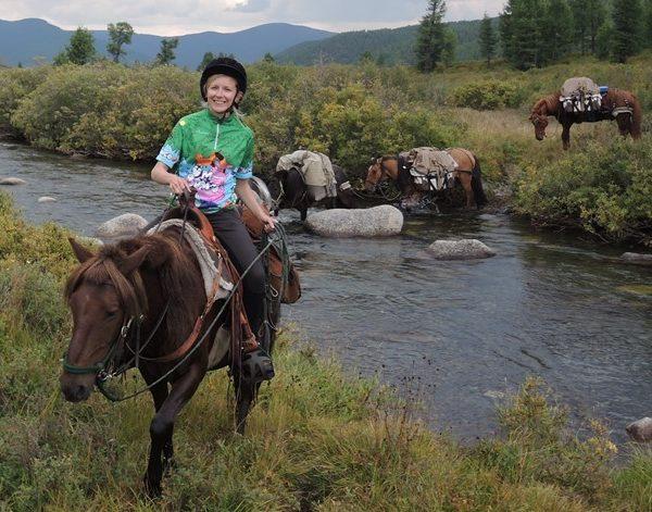 Horse Riding Mongolia, Khan Khentii Mountains Horse Trek Expedition, Mongolia
