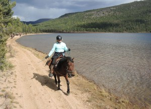 Wilderness Horse Trek, Riding Horseback Mongolia, Expedition Horse Riding