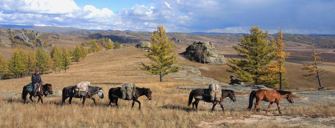 pack horse trip, Gorkhi Terelj National Park, horseback tours Mongolia, Gorkhi Terelj National Park