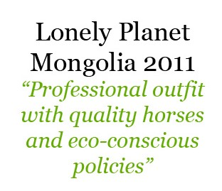 Horse Riding Vacation Mongolia, Lonely Planet
