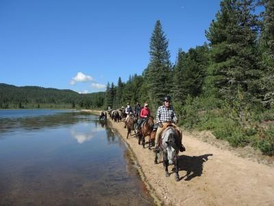 Horse Riding Mongolia, Khentii Mountains, Stone Horse Expeditions