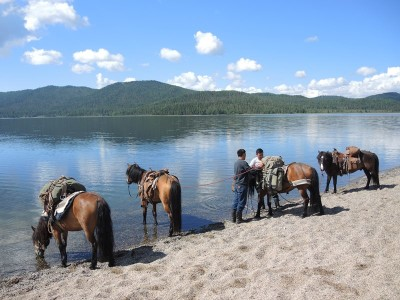 Stone Horse Expeditions, Horse Trekking Mongolia