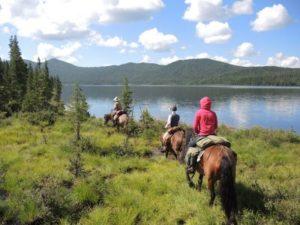 Horse Trekking Mongolia with Stone Horse