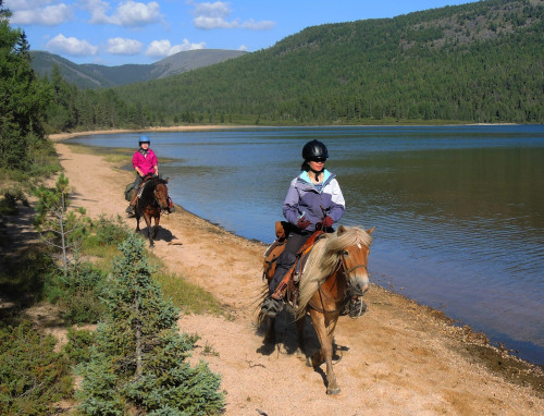 Khentii Mountains Horse Riding, Adventures on Horseback in Mongolia