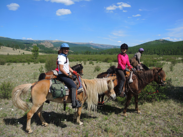 Horseback Riding Adventures, Stone Horse Expeditions