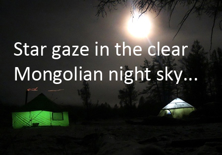 star gaze, Mongolian night sky