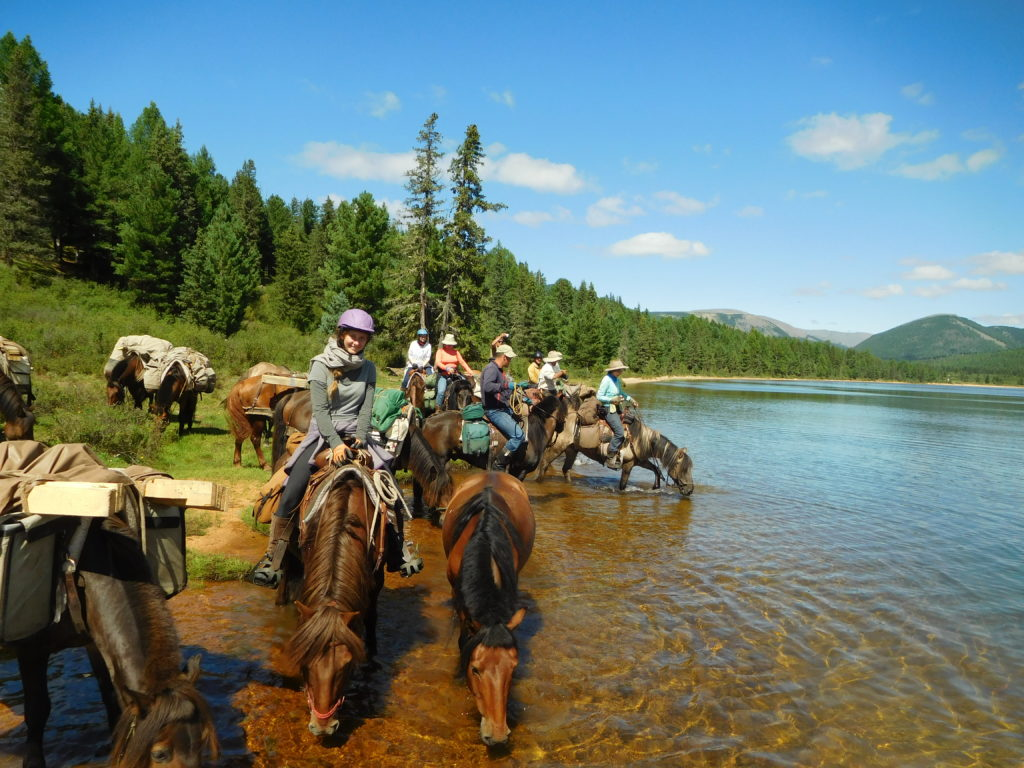 Mongolia Wilderness Conservation Holiday Adventure