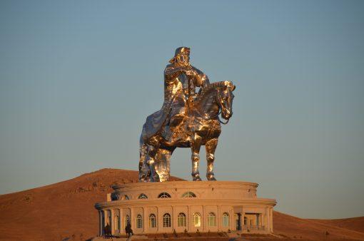 Chinggis statue, Mongolia, Tsonjin Boldog, day tour