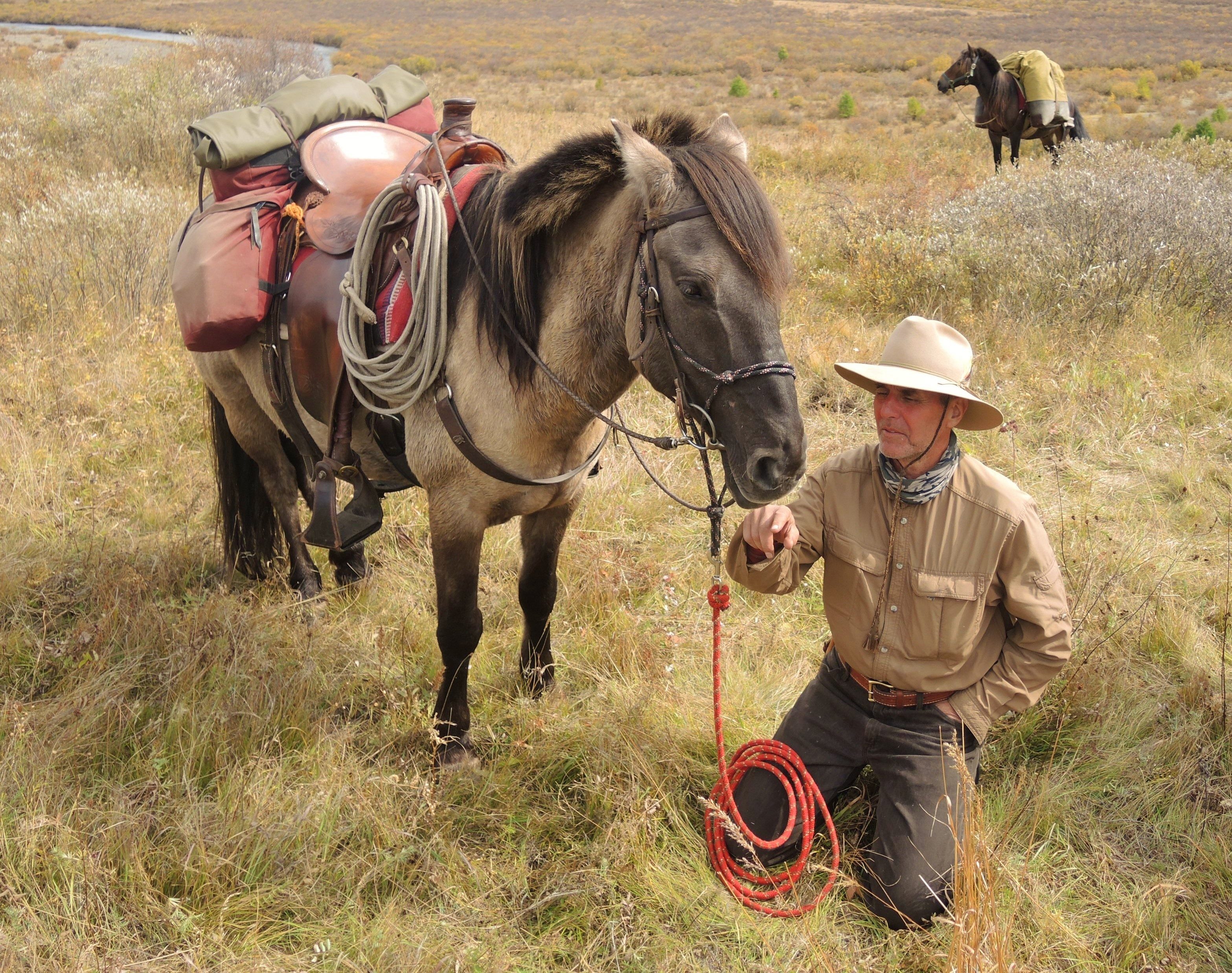 Travel Mongolia on Horseback with Experienced Guides, Keith
