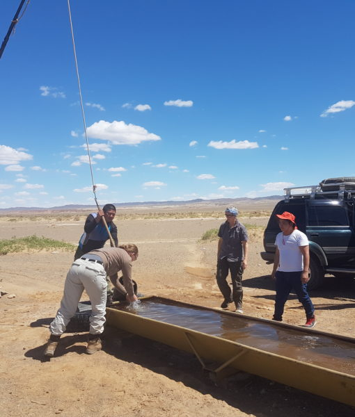 Gobi Crossing, Mongolia, Stone Horse Expeditions