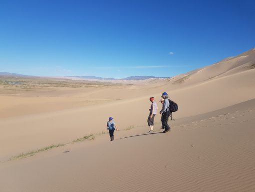 Gobi Desert Tour, Singing Sands, Khongoryn Els