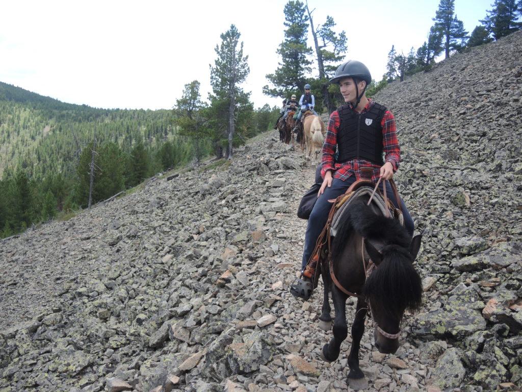 Horseback Adventures for Wilderness Conservation in Mongolia