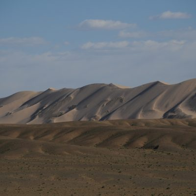 Gobi Desert Tour, Singing Sands