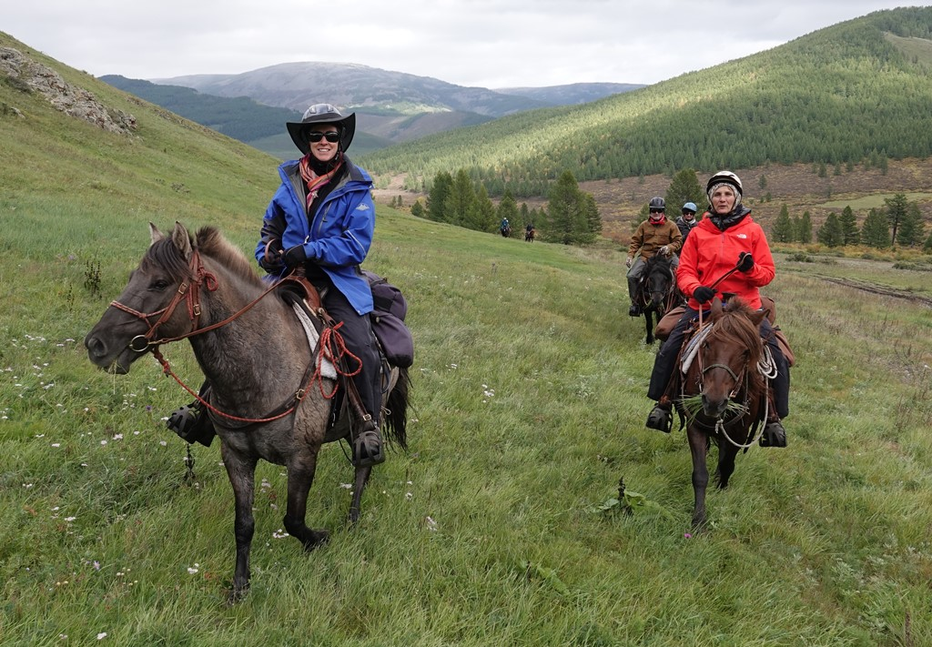 Horseback Travel and Tours in Mongolia with Stone Horse Expeditions