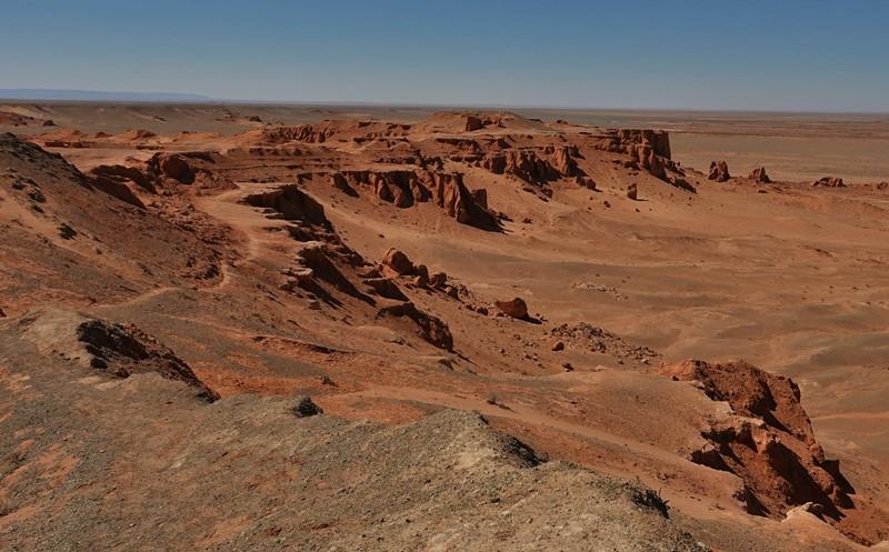 Baynzag, Dinosaurs, Protoceratops, Velicoraptor, Gobi Desert Tour
