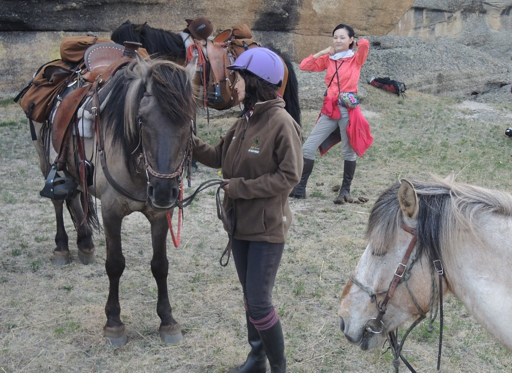 Ride Trails, Horse Trek Mongolia, Stone Horse Expeditions