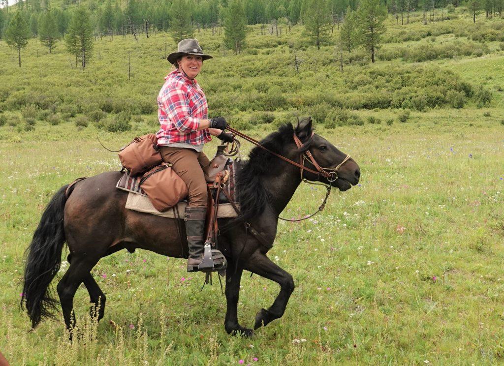 Horse and Rider Communication, Mongolia Horse Riding