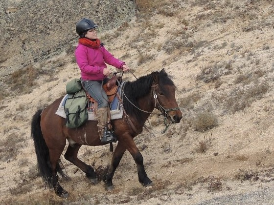 Tips, Experiences and Inspirations by Riding Guests in Mongolia, Yue Lin, Singapore