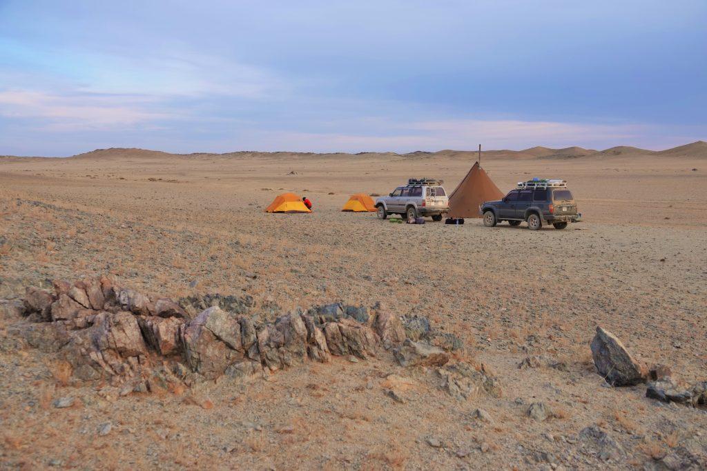 2020 Gobi Desert Tours
