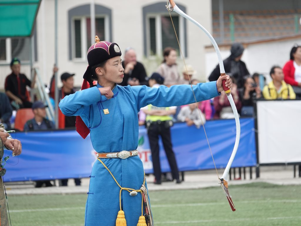 Festivals in Mongolia - Celebrations of Nomadic Traditions, Archery, Naadam Festival
