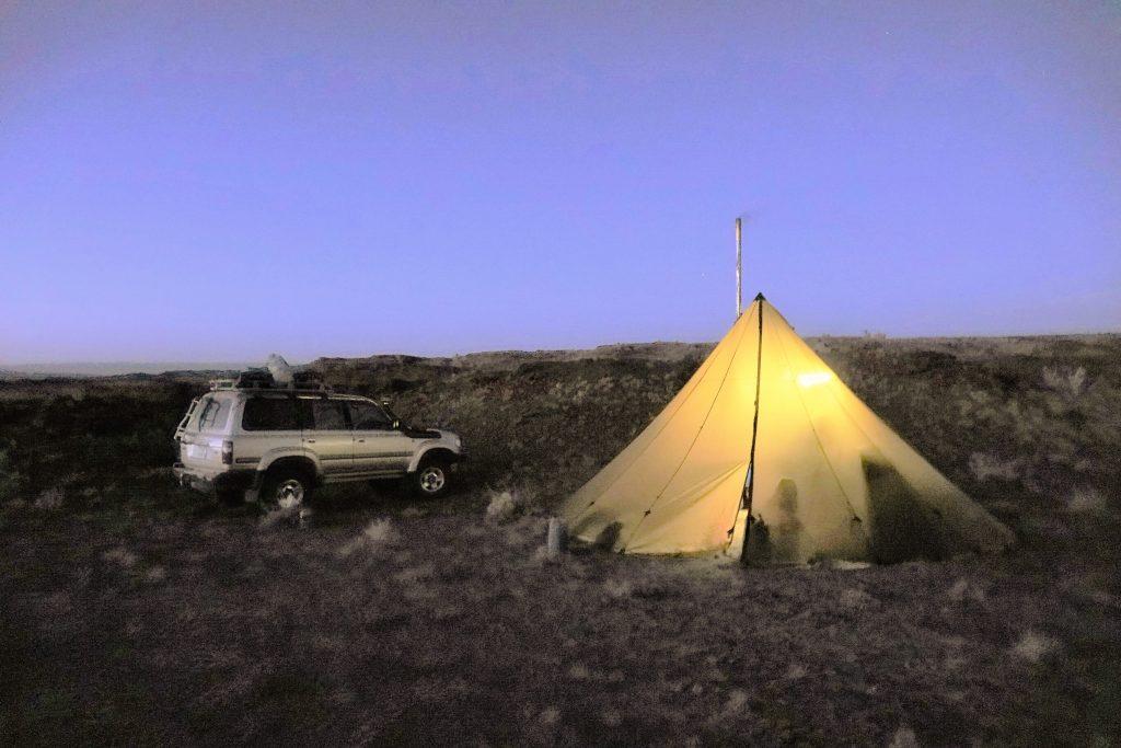 Gobi Crossing, Mongolia's Gobi, Camping,
