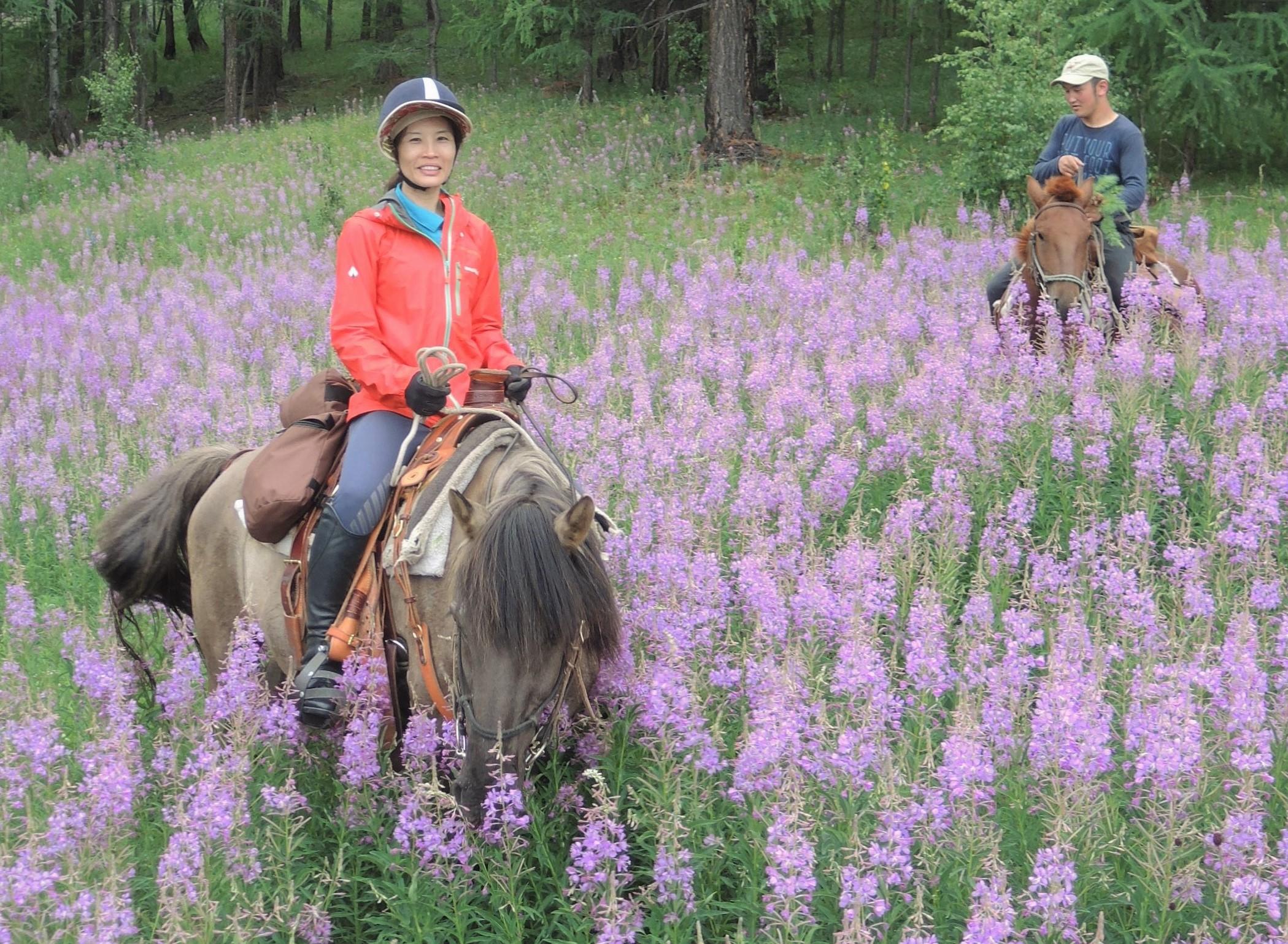 Riding Adventures in Mongolia - Ride, Roam, Rest, Relax, Repeat, Horse Trekking