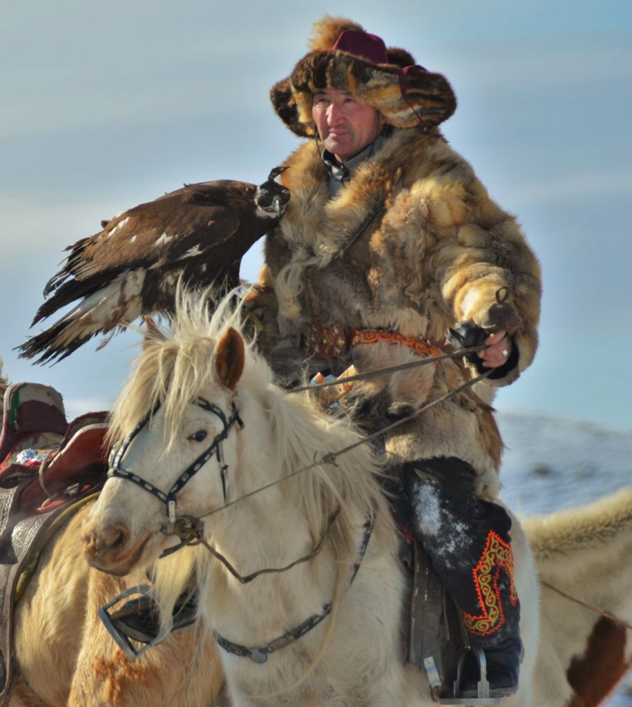 Festivals in Mongolia - Celebrations of Nomadic Traditions, Golden Eagle Winter Festival, Ulaanbaatar