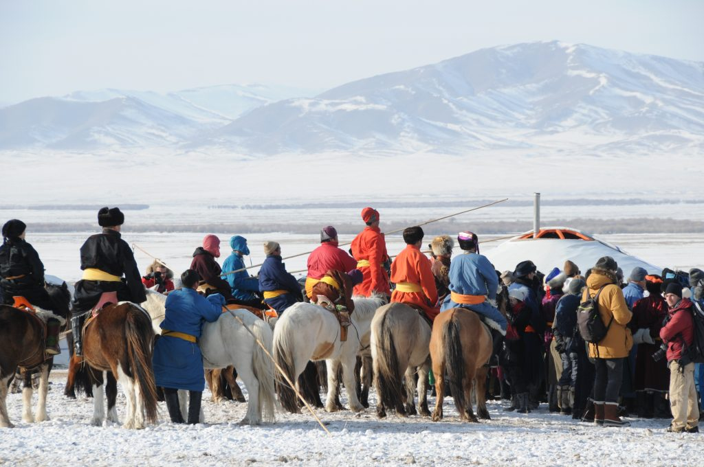 Festivals in Mongolia - Celebrations of Nomadic Traditions, Winter Horse Festival, Khentii Province