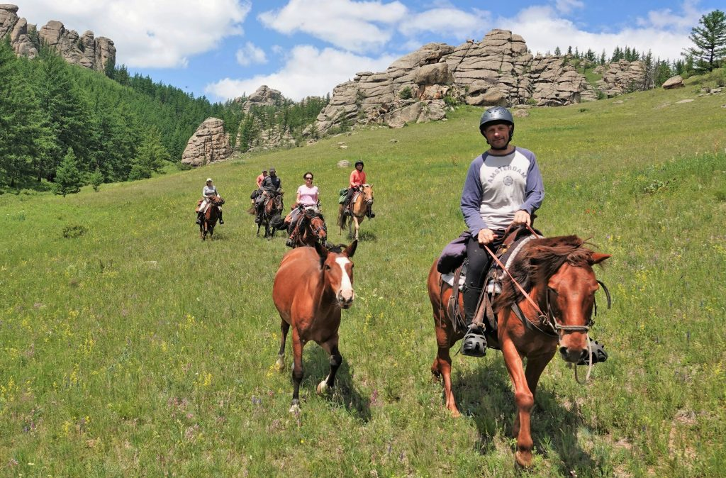 2020 Horse Riding Tours in Mongolia