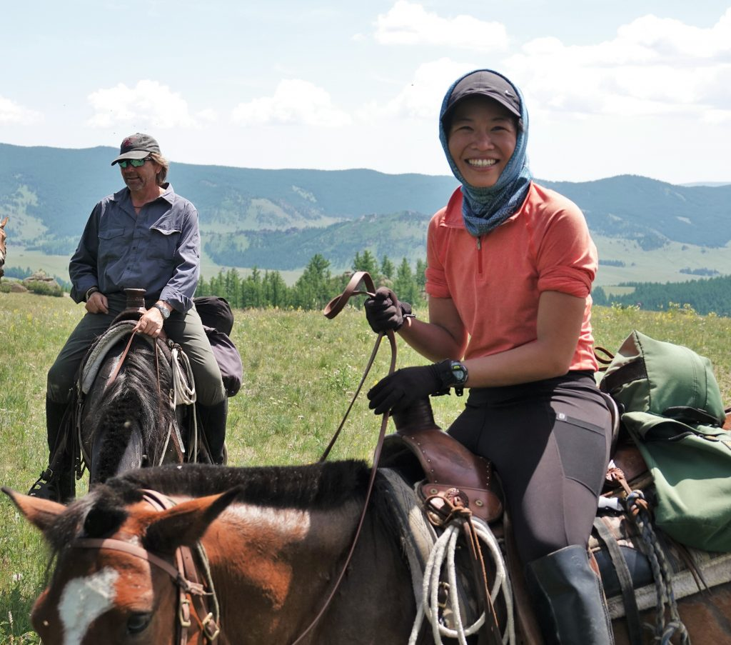 Horse Riding Expeditions in Mongolia
