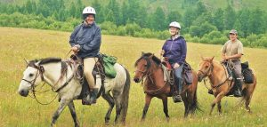 Horses for Riding Holidays in Mongolia, Stone Horse Expeditions