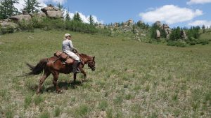 Horse Riding Vacation in Mongolia, Stone Horse Expeditions