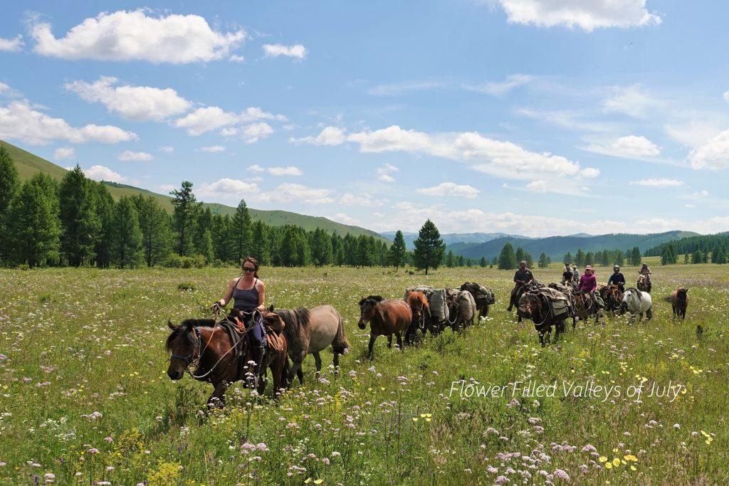 Stone Horse Mongolia 2021 Calendar, Stone Horse Expeditions