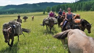 Mongolia Horse Trek, Grace Kelly Testimonial, Stone Horse Expeditions