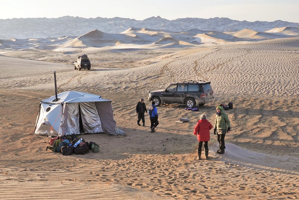 2021 Tours of Mongolia's Gobi Desert, Stone Horse Expeditions